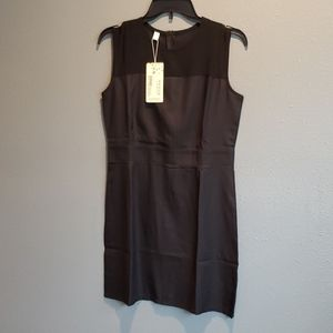 Dresses & Skirts - NWT Black Sheath Dress with Detachable Skirt